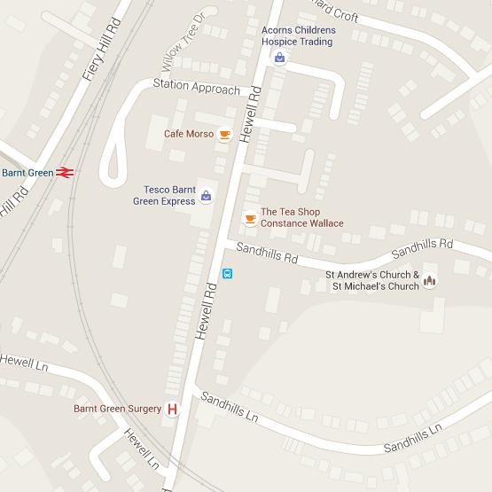 St Andrews Location