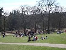 Open Air Service @ Lickey Hills Visitor Centre