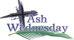 Ash Wednesday Service @ St Andrew's Church