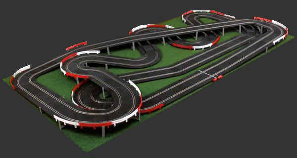Scalextric Afternoon
