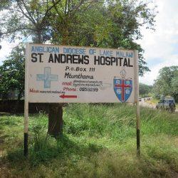 Malawi Hospital 2020